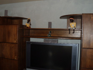 Haut du meuble